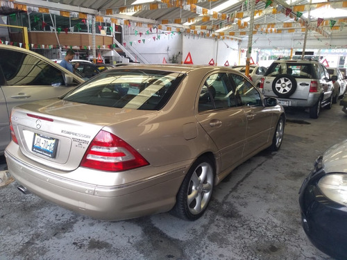 mercedes benz   c230 kompresor 2005