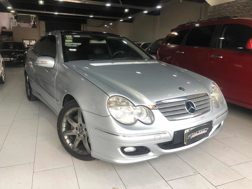 mercedes-benz  c230 sportcoupe v6  at servis oficiales!!