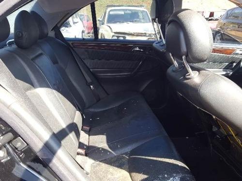 mercedes benz c240 2003 para retirada de peças