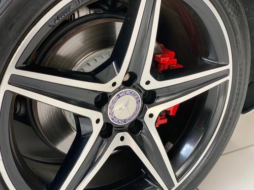 mercedes-benz c250 2.0 turbo sport 2015 branca blindado