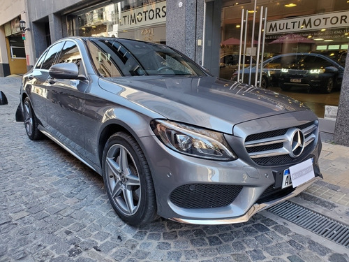 mercedes benz c250 amg 2017 solo 7000 kms
