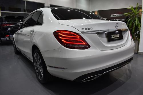 mercedes-benz c250 avantgarde 211cv at - car cash