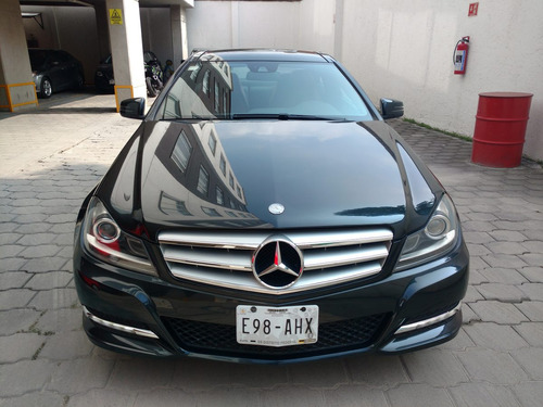 mercedes benz c250 cgi sport coupe navi panoramico