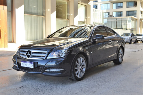mercedes benz c250 coupe 2012
