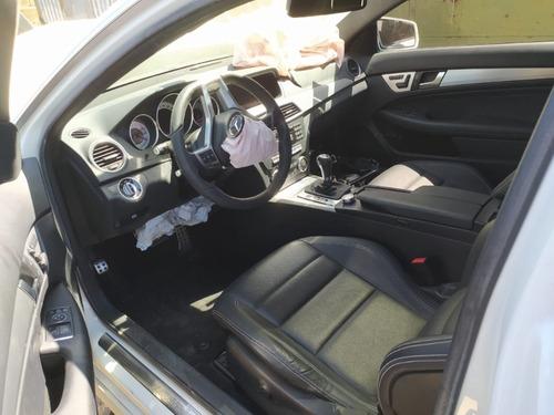 mercedes benz c250 coupe 2014 baja carrocería alta motor