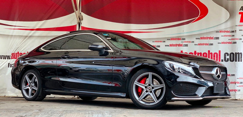 mercedes benz c250 coupe 2018