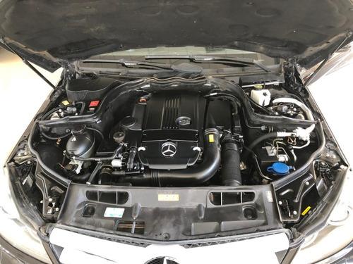 mercedes benz c250 coupe automatica año 2013