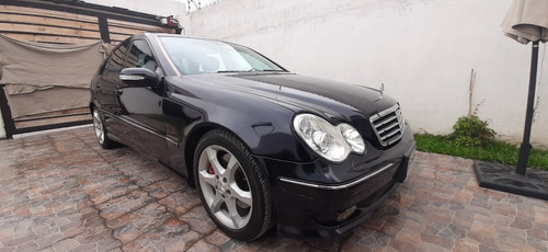 mercedes benz c280 avantgarde 2007