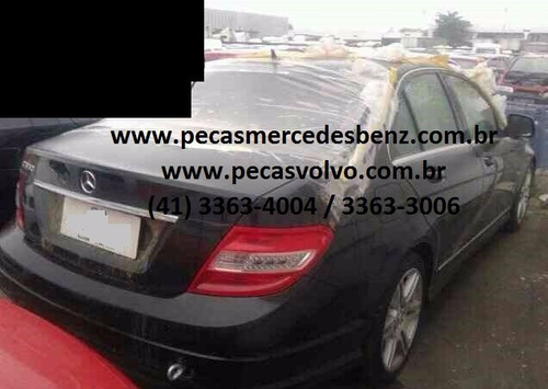 mercedes benz c280 c200 c350 peças/sucata / farol/motor