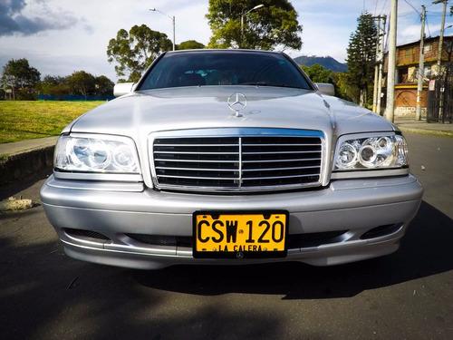 mercedes benz c280 sport edition 2800cc v6 1999 fe at c 280