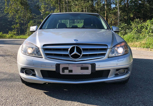 mercedes-benz c300 3.5 avantgarde 4p 2010