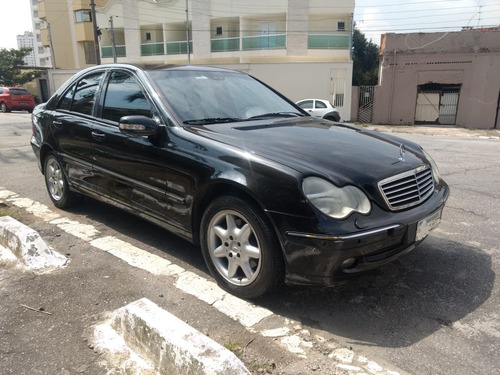 mercedes-benz c320 - 2001