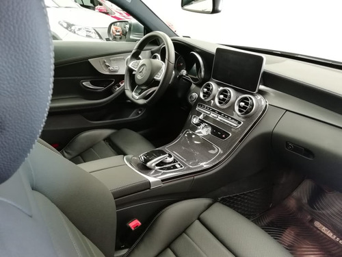 mercedes-benz c400 4matic coupe 2017 impecable (ap)
