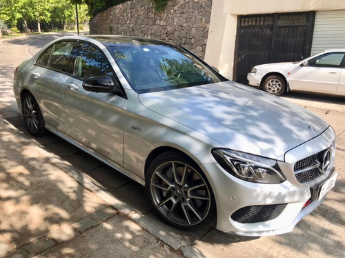 mercedes-benz c43 3.0 amg auto 4matic 2018