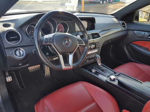 mercedes benz c63 amg coupe 2012