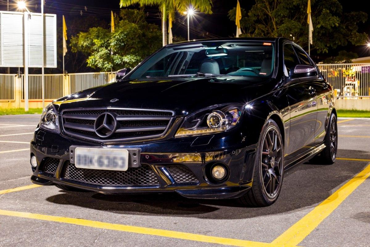 Mercedes Benz C63 Amg V8. Carregando Zoom.