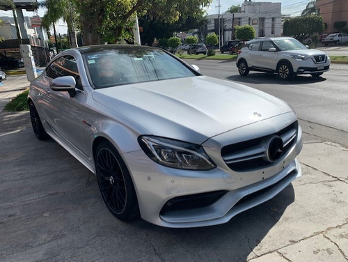 mercedes benz c63 coupe amg 2017