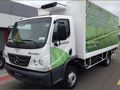 mercedes benz camiones accelo