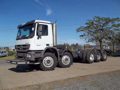 mercedes benz camiones carrozados