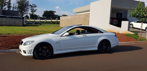 mercedes-benz cl 63 amg coupé 6.2 v8 aspirado impecável!!