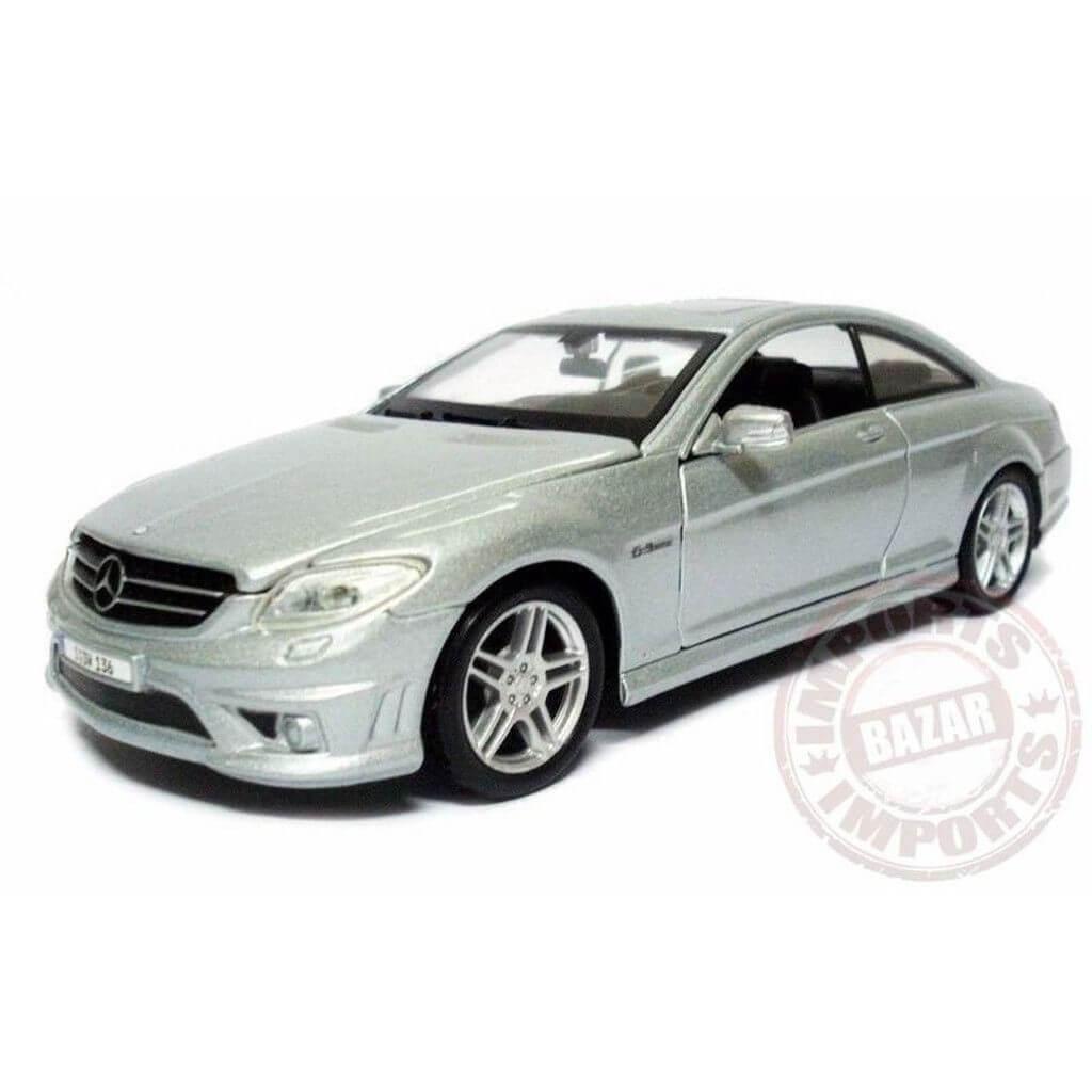 Mercedes  Benz Cl63 Amg 1:24 Maisto. Carregando Zoom.