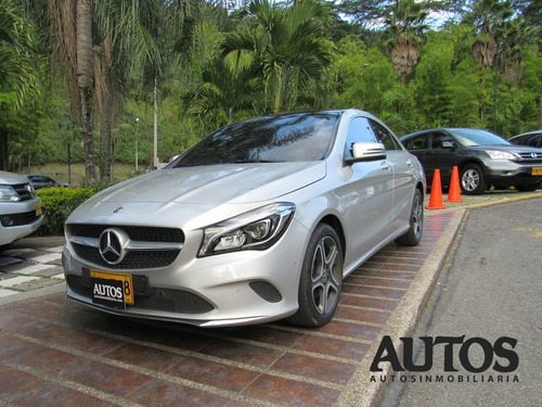 mercedes benz cla 180 at sec turbo sedan cc1600