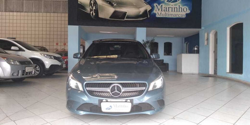 mercedes-benz cla 200 1.6 first edition turbo 4p aut 2014