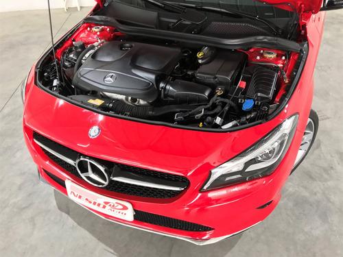 mercedes-benz cla 200 1.6 turbo - 2018