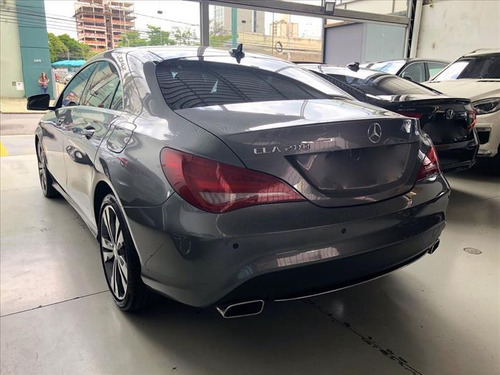 mercedes-benz cla 200 1.6 urban 16v