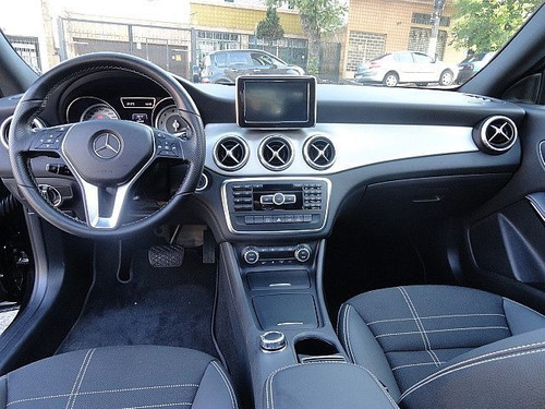 mercedes-benz cla 200 1.6 vision 16v 2015 - f7 veículos