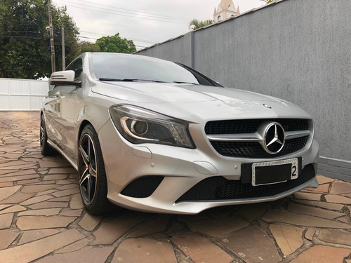 mercedes benz cla 200 2014 first edition - impecável.