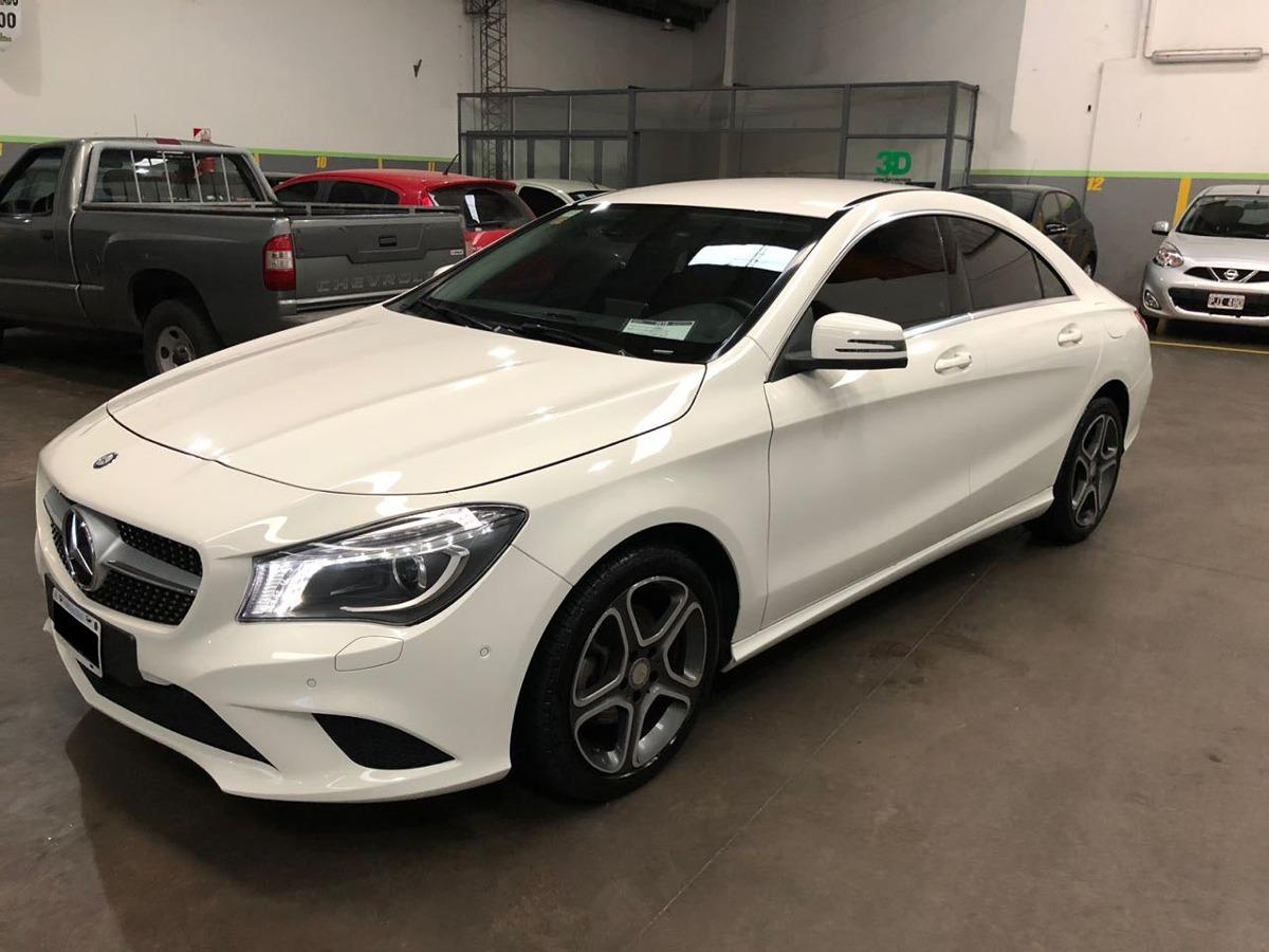 Mercedes Benz Cla 200 Blanco 2014 Solo Efectivo - $ 990 ...