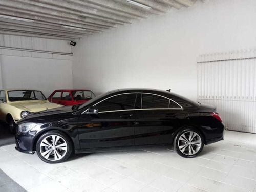mercedes-benz cla 200 first edition 1.6 turbo