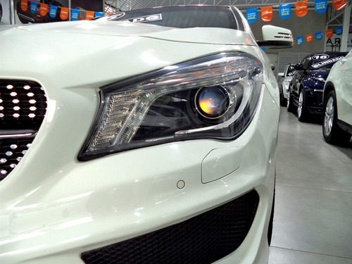 mercedes-benz cla 250 2.0 sport 16v turbo gasolina 4p