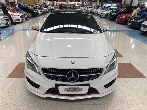 mercedes benz cla 250 2.0 sport 16v turbo gasolina 4p automá