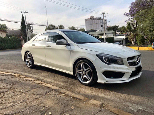 mercedes benz cla 250 2013 paquete amg 2.0 turbo 211 hp