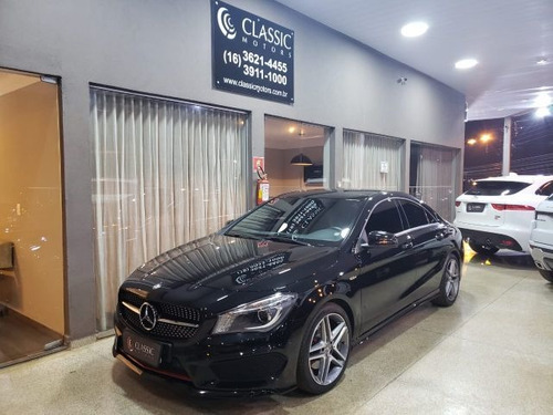 mercedes-benz cla 250 sport 4matic 2.0 16v turbo, ppd8547
