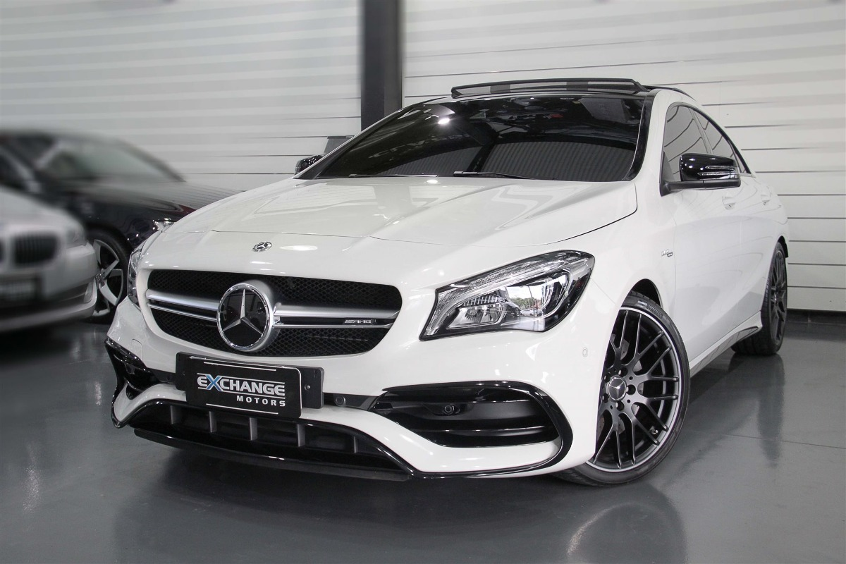 Mercedes Benz Cla 45 Amg 2.0 Cgi Gasolina 4matic Speedshift. Carregando  Zoom.