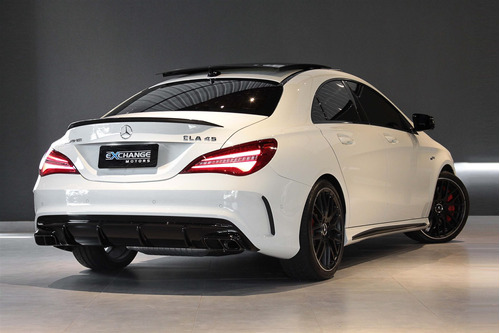 mercedes-benz cla 45 amg 2.0 cgi gasolina 4matic speedshift