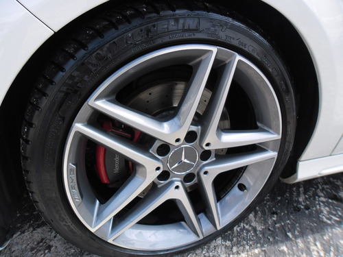 mercedes-benz  cla250 2.0 sport turbo blindada guardian n3