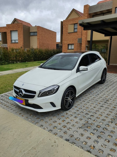 mercedes-benz clase a 1.6 turbo 2017