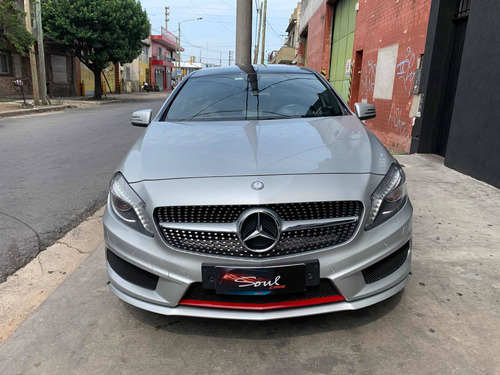 mercedes-benz clase a 2.0 a 250 at sport b.efficiency 2014