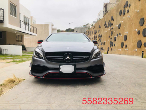 mercedes-benz clase a 2.0 a 45 amg edition 1 at 2018