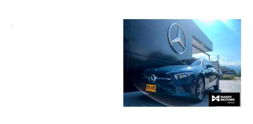 mercedes benz clase a 200 4*2 at hatchback 2020 - seminuevo