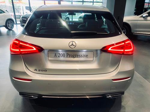mercedes benz clase a 200 4*2 at hatchback plata 2020 - 0km