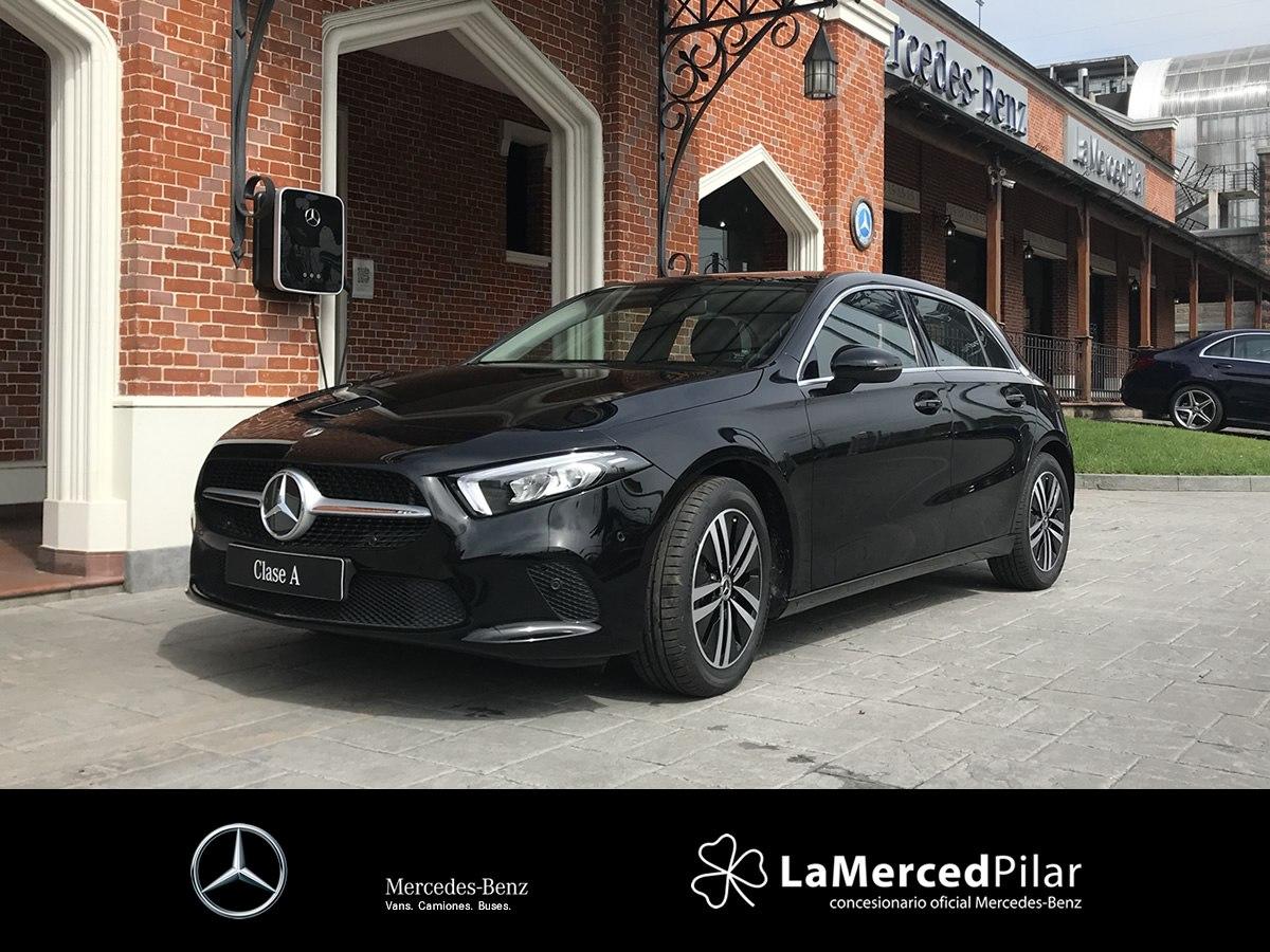 Mercedes Benz Clase A 200 Progressive Negro Obsidiana 0km ...
