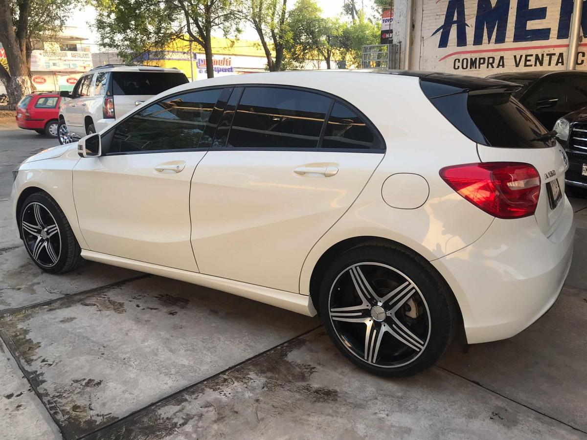 Mercedes-benz Clase A 2014 - $ 218,000 en Mercado Libre