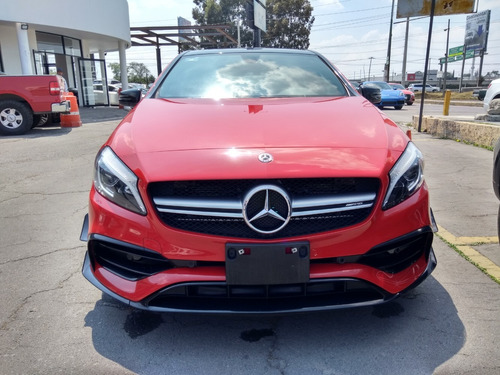 mercedes-benz clase a 45 amg 2018 impecable