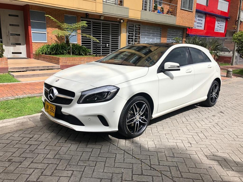 mercedes-benz clase a a200 facelift turbo 1600 at