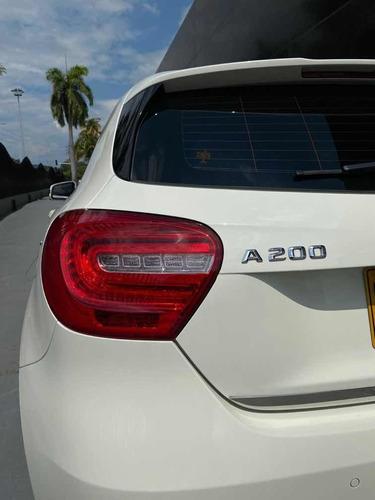 mercedes-benz clase a a200 hb aut